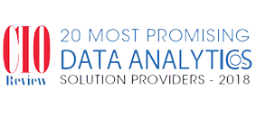 ExcelR is among the 20 most promising data analytics solution providers as per CIO reviews