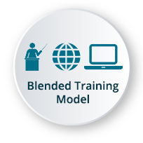 Blended Model of Project Management Professional (PMP)®  training