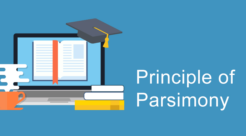 Principle of Parsimony