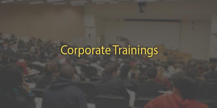Corporate Training @ Malaysia