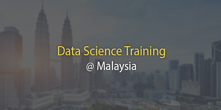 Jump Start Data Science Training @ Malaysia
