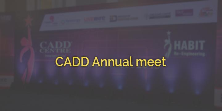CADD Annualmeet