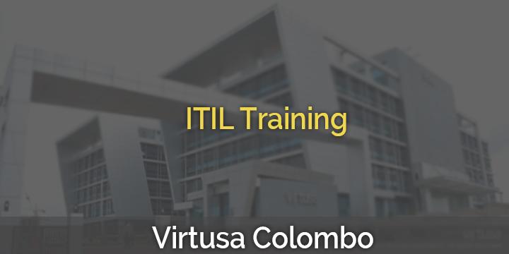 ITIL Training @ Virtusa
